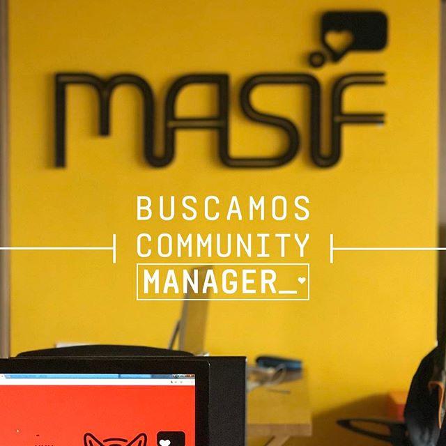 Si tienes habilidades para el diseño y la redacción envíanos tu hoja de vida y portafolio a comercial@ilovemasif.com *experiencia mínima de 1 año