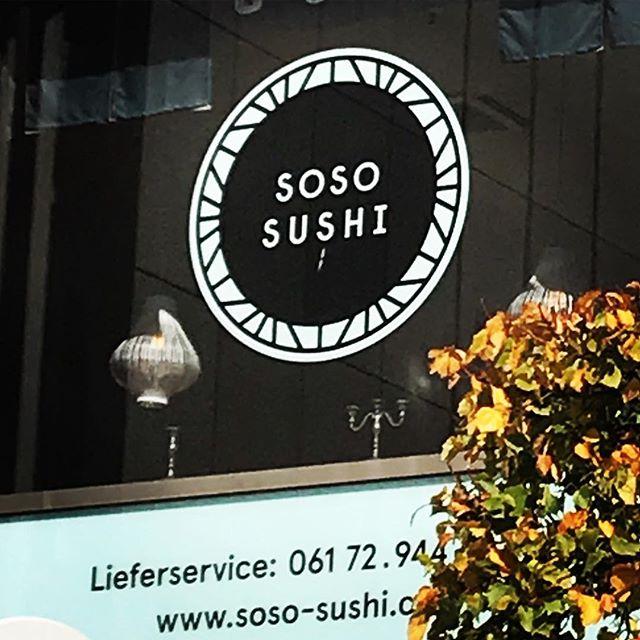 """And also try our Italian sister-restaurant, 'Mezzo-Mezzo.'"" #sososushi #caveatemptor"