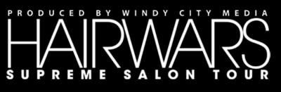 hair wars body paint