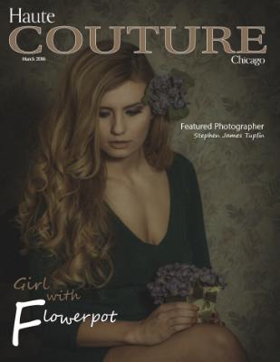 haute couture Magazine diego gonzalez