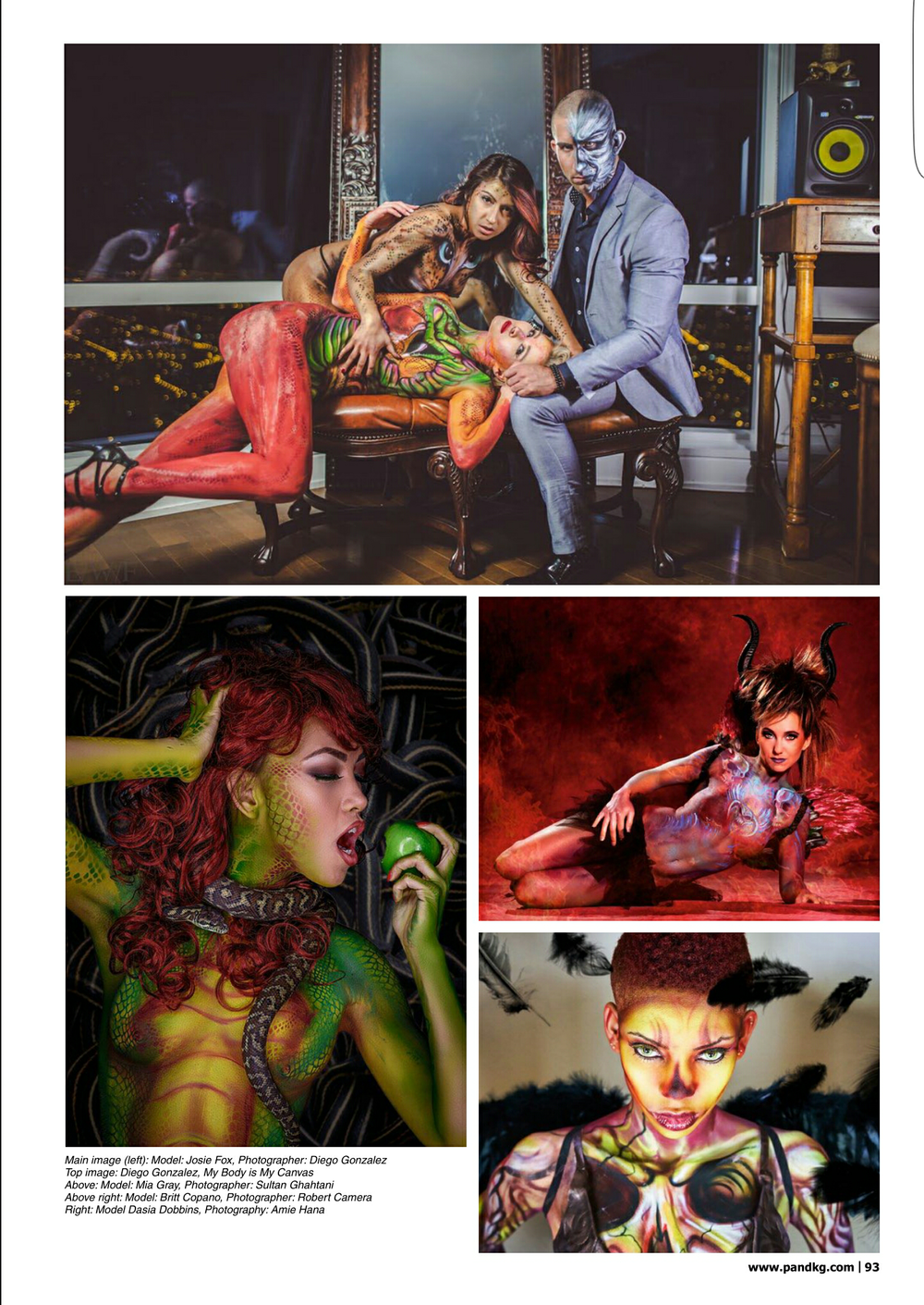 photo- Sultan Ghatani , Robert camera Amie Hana, Stephen Tuplin model: Mia Grey , Britt Copano, Nick Bravo, Zyra F. , Emily Bramer