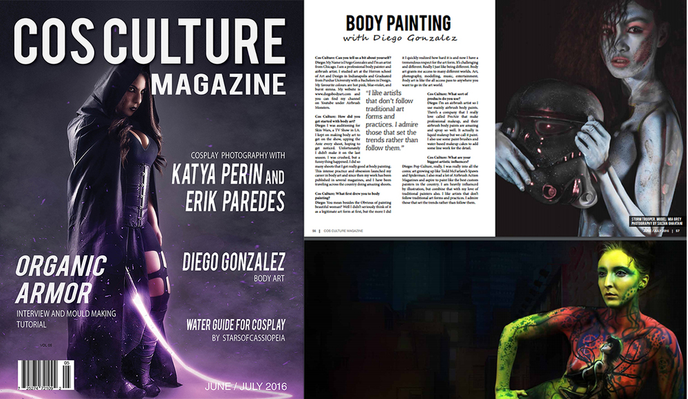 cosplay magazine diego gonzalez