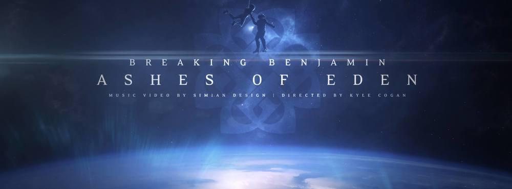 breaking benjamin ashes of eden