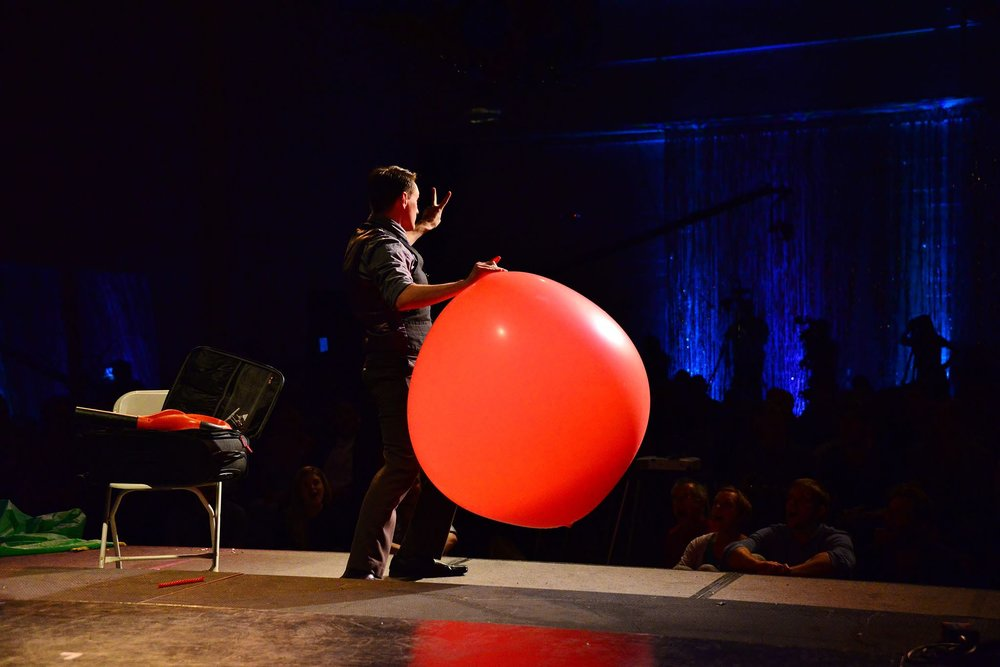 Nick Paul Magician Live Shows
