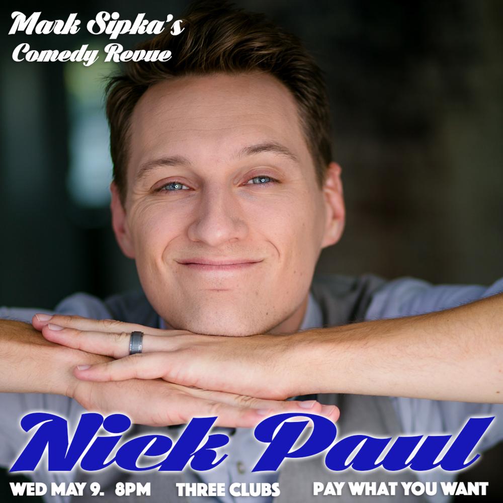 Nick Paul