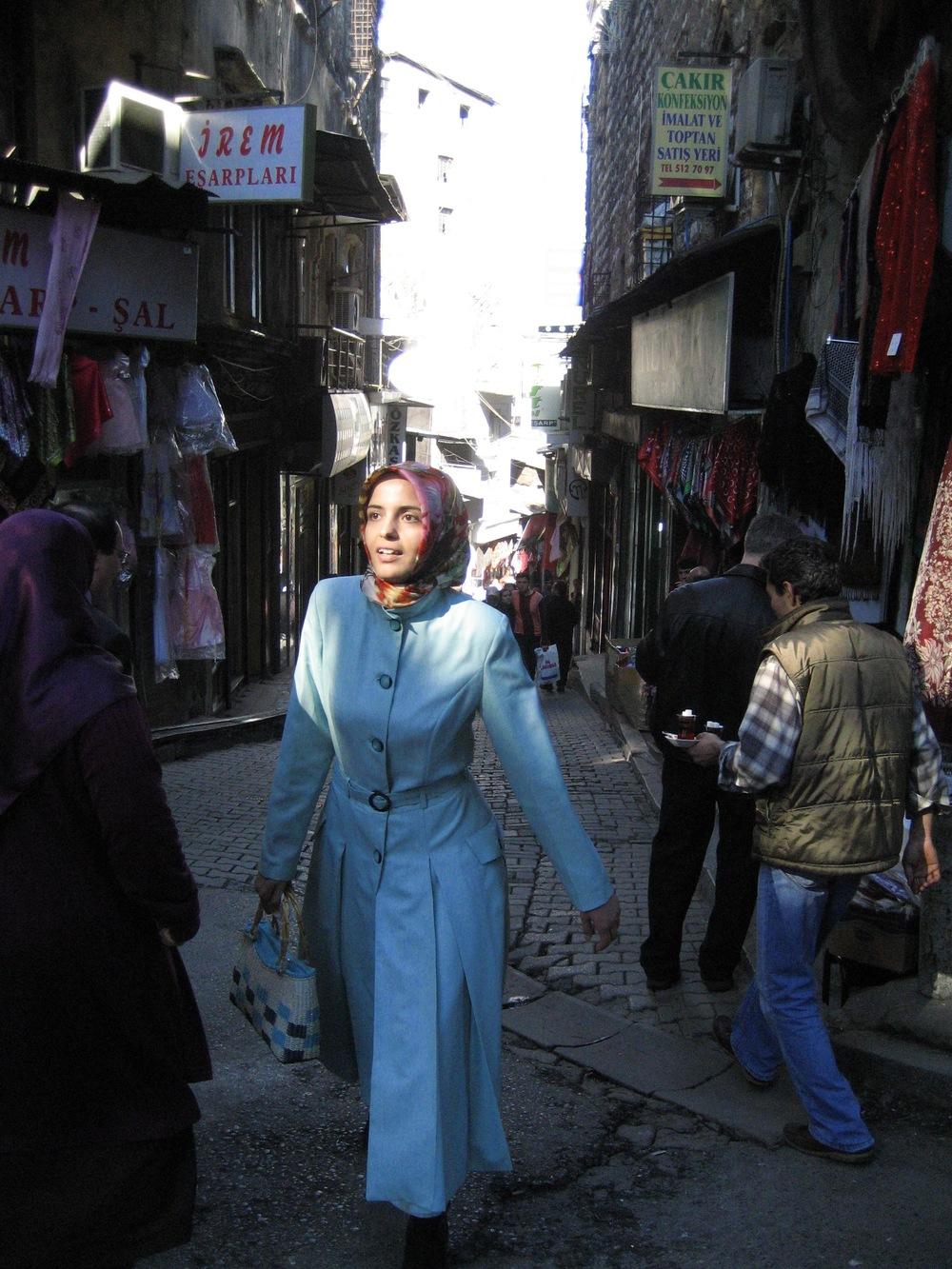 Bazaar, Istanbul, Turkey