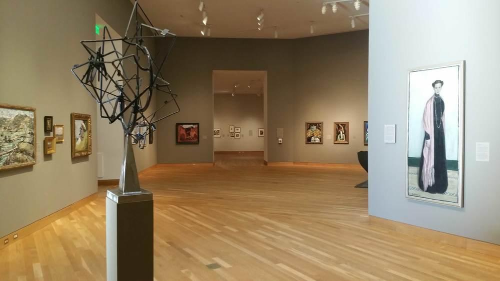 Weisman Art Museum Interior