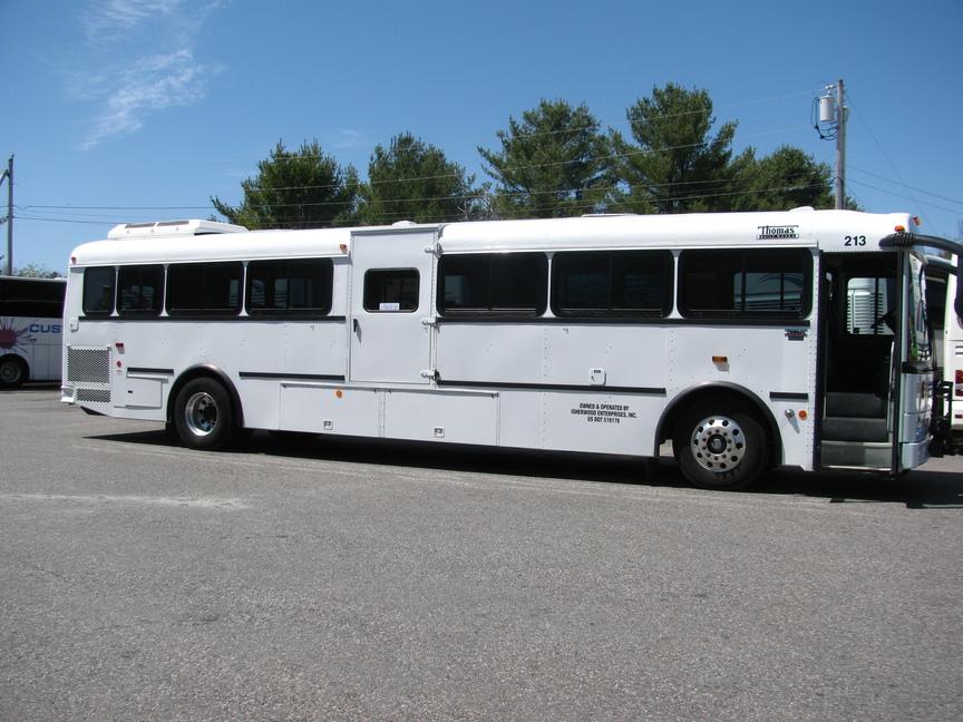 44 passenger shuttle