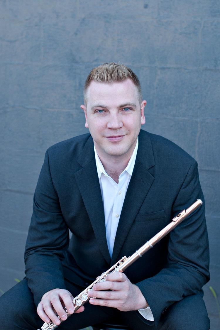 Solo: Cobus Du Toit, Flute