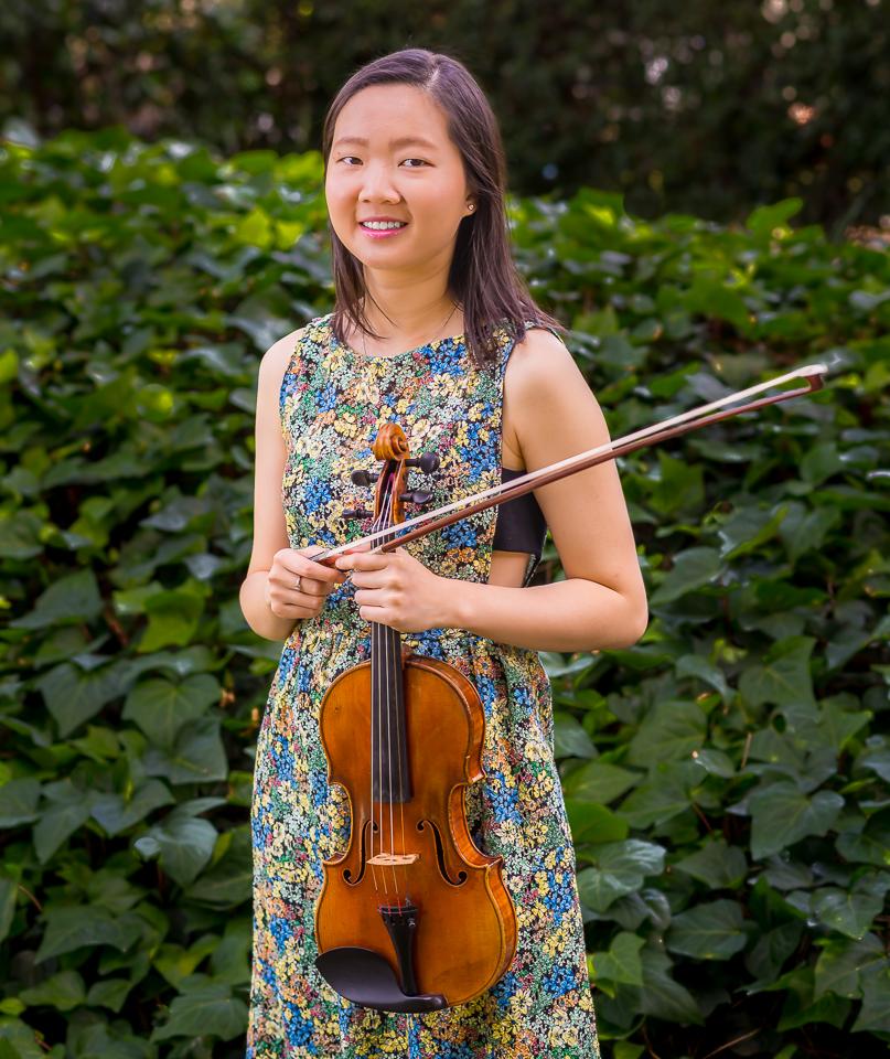 Yabing Tan - Violin
