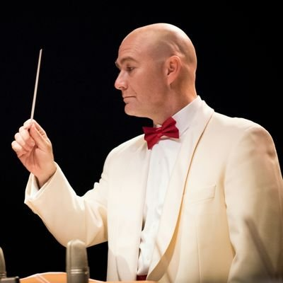 Meet the Conductor  Silas Nathaniel Huff