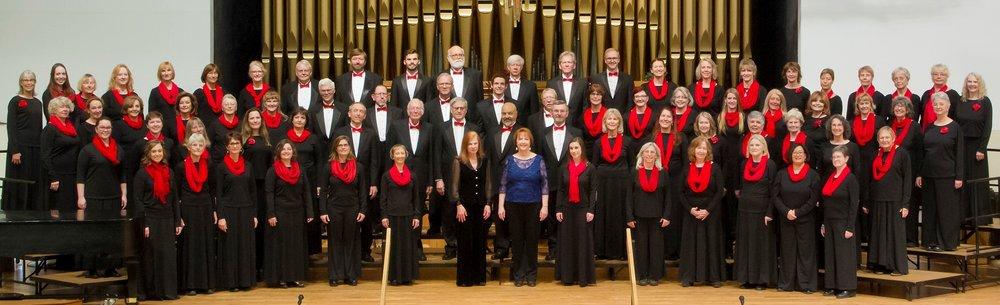 Meet the Choir  The Boulder Chorale