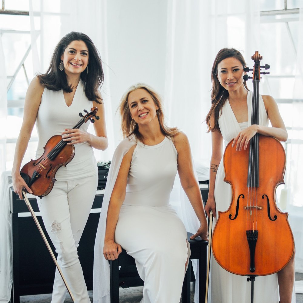 October 6, 2018 - Lindsay Deutsch and the Take 3 Trio!