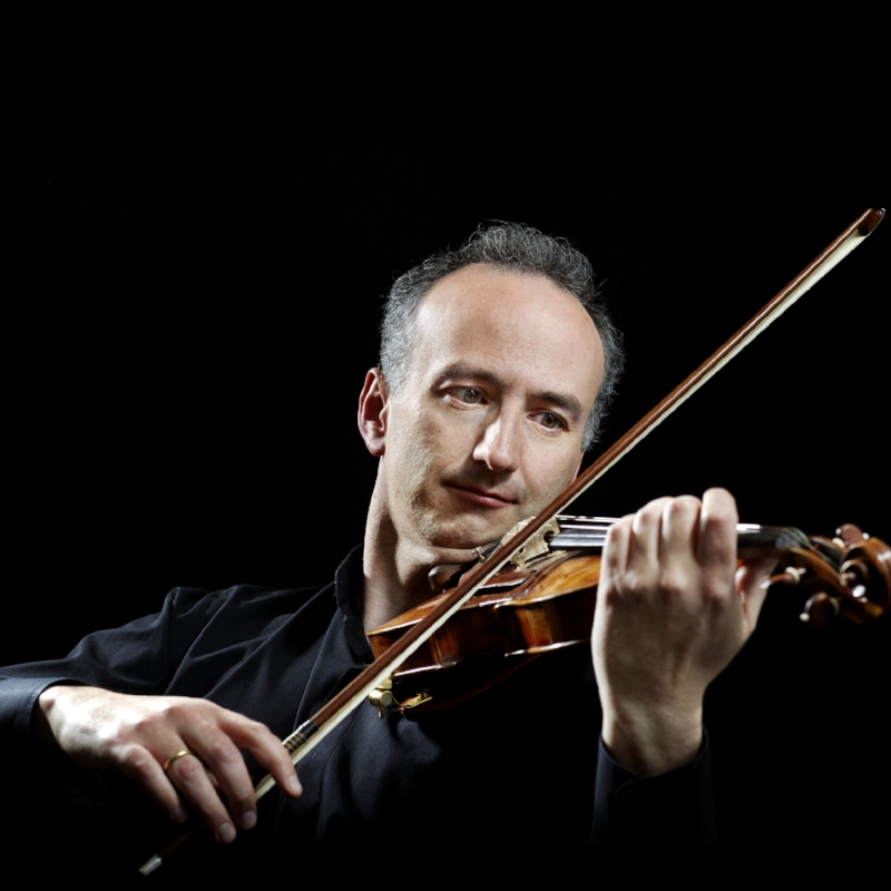 February 1 & 2, 2019 - Edward Dusinberre (violin) plays Mozart Violin Concerto in G, featuring