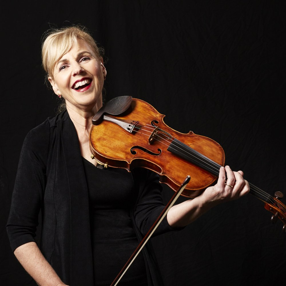 March 29 & 30, 2019 - Geraldine Walther (viola) joins the BCO for music by Brahms & Verdi