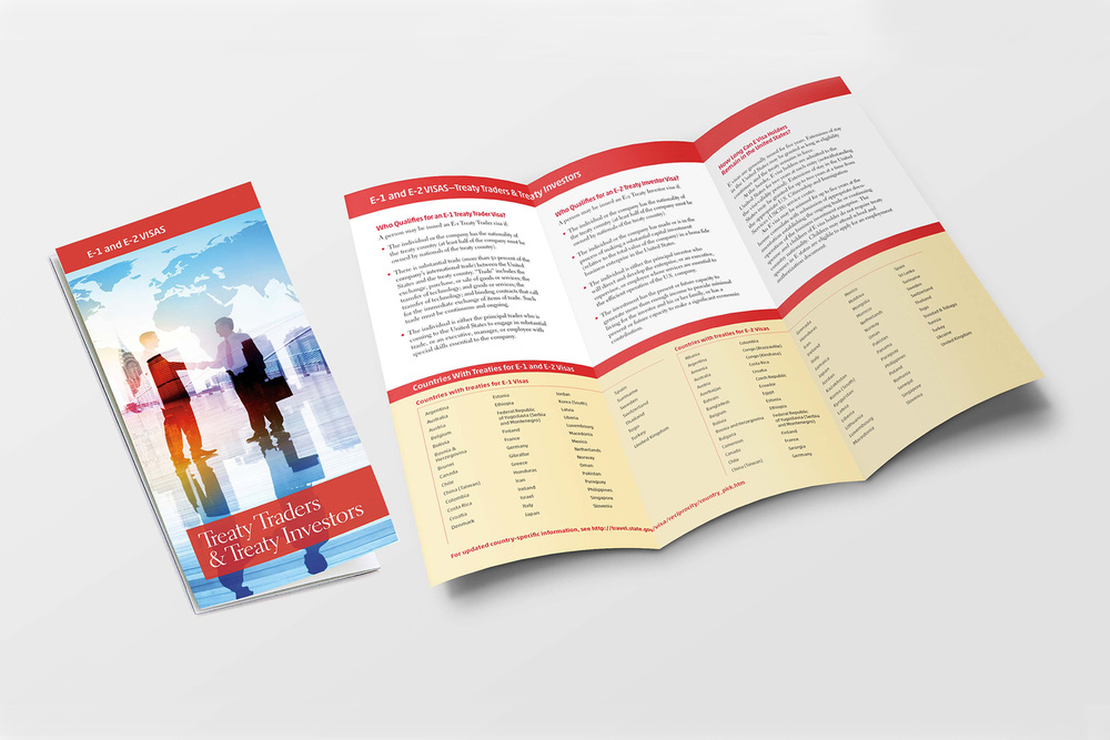 Immigrant Investor Information Brochure