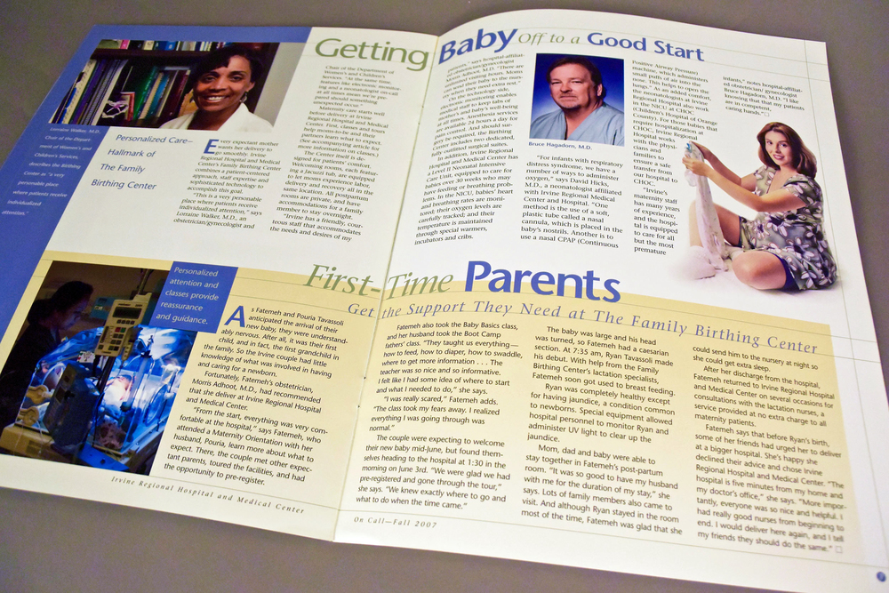 Consumer Hospital Newsletter