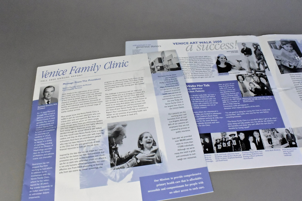 Nonprofit Healthcare Newsletter (Copyright SHM Publishing, Inc.)