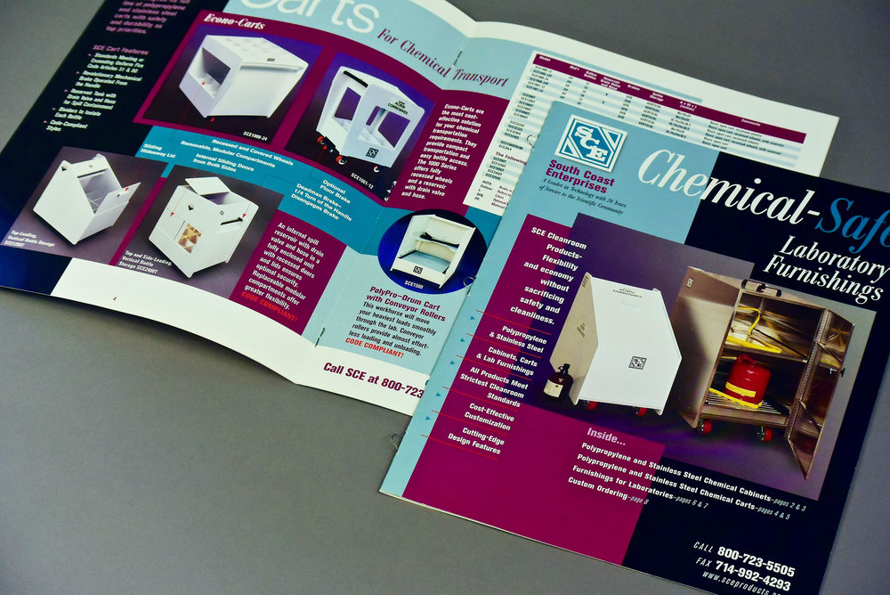 SCE Product Catalog