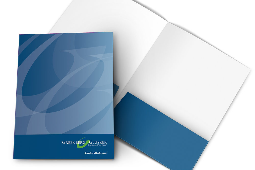 Literature Folder