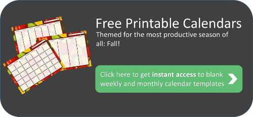you can get these as a pdf or just use them within microsoft word the calendar downloads include a weekly planner template a printable monthly calendar