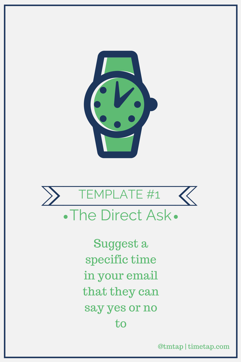 Email Template #1
