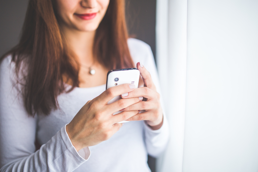Send candidates text message reminders