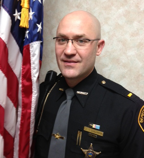 Captain Dondorfer has been with Lake County Sheriff's Office for 20 years