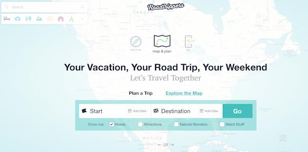 Screenshot via RoadTrippers.com