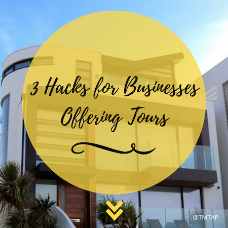 3 hacks for businesses offering tours