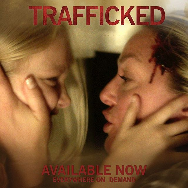 She wanted a better life for her daughters. See @elisabethrohm in #TraffickedMovie everywhere on demand. Link in bio.