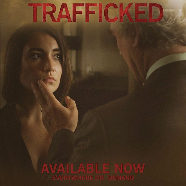 It can happen to anyone. #TraffickedMovie Link in bio.