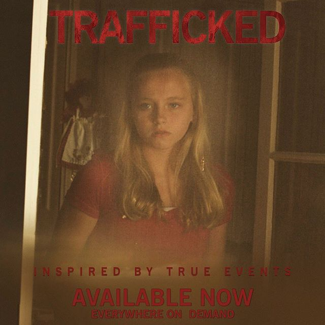 Waiting for someone who might never return. Observe #HumanTraffickingAwarenessMonth with #TraffickedMovie