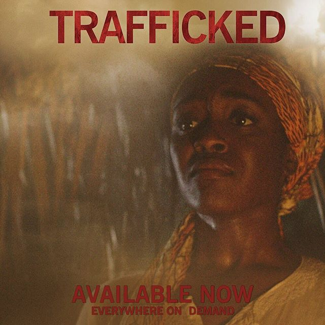 """Don't think about who you used to be… You lie back and survive."" #TraffickedMovie Starring @obloombloom"