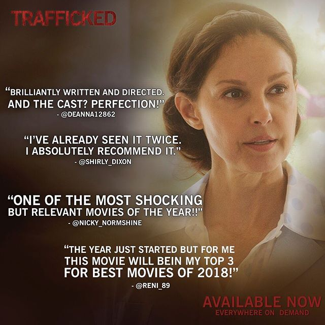 Fans are raving about #TraffickedMovie see it everywhere on demand! Click link in bio for more.