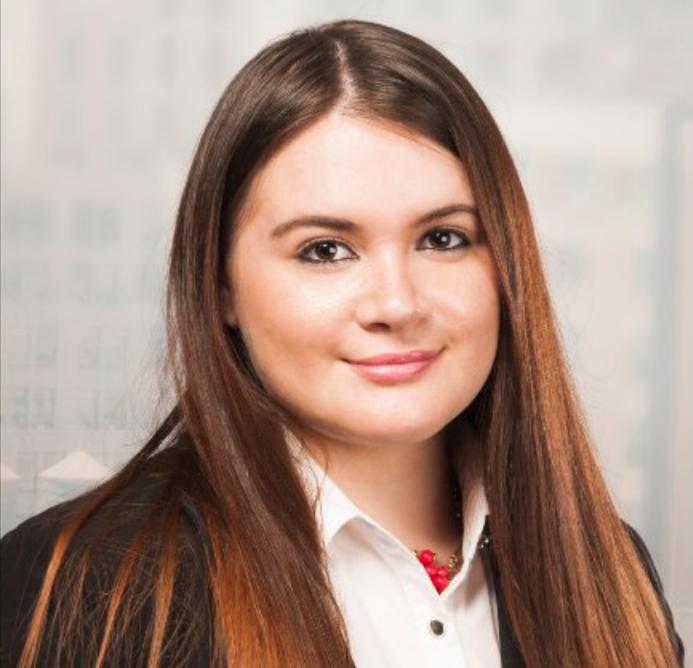 Director of Marketing Angelina Savitsky