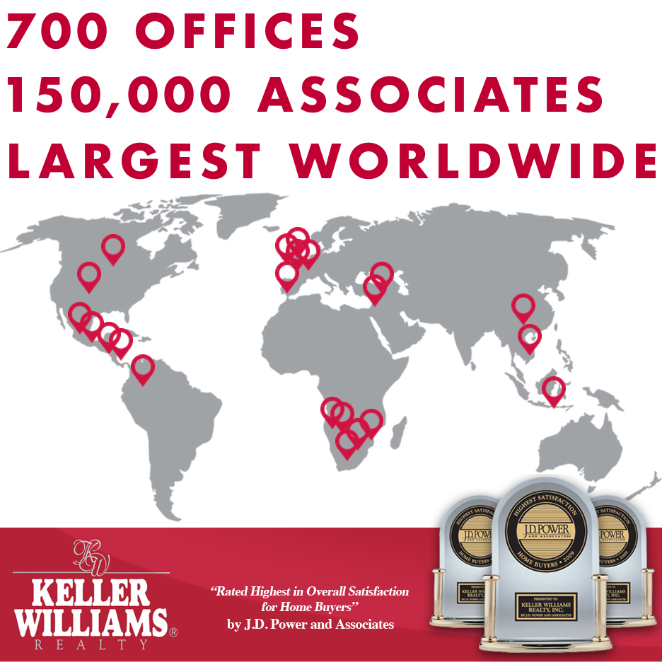 KELLER WILLIAMS ELITE REALTY - Gary Keller, founder of Keller Williams Realty International, wrote the book on real estate, literally. As the largest and still the fastest growing real estate company by both agents and sales worldwide - sell your property for more money in less time.