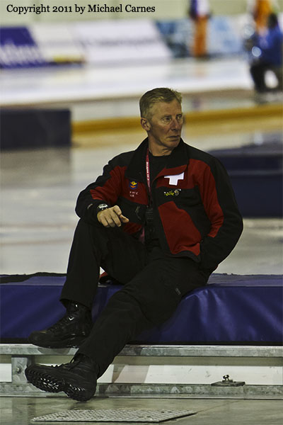 Skating official