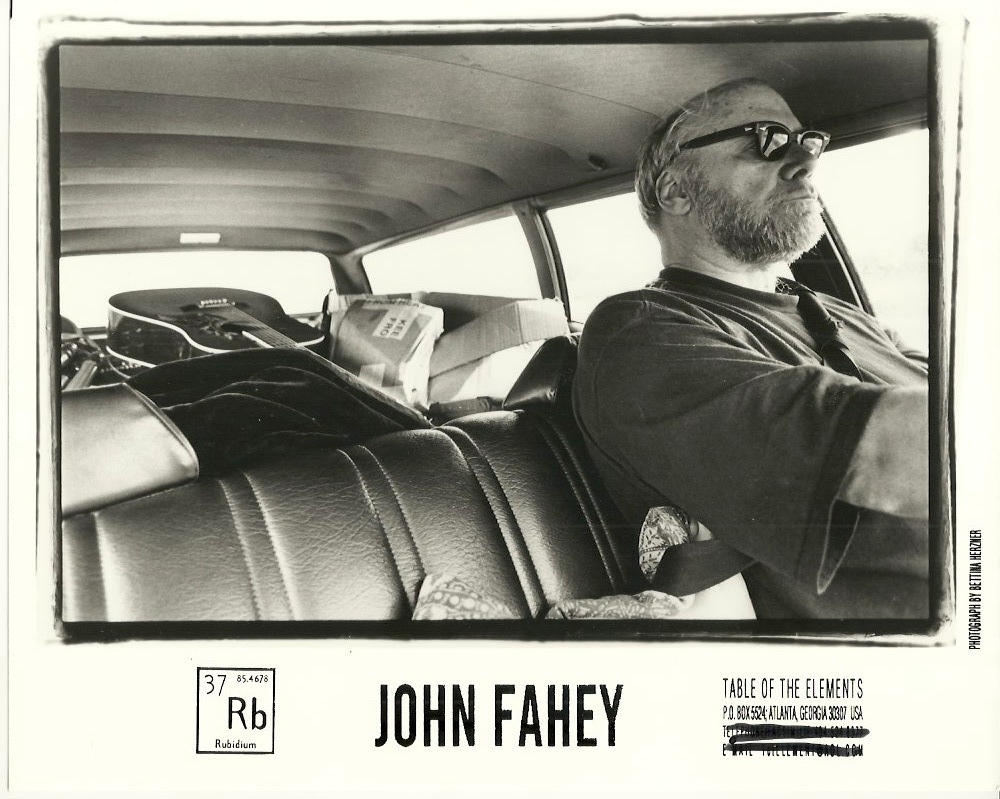 John Fahey, 1996