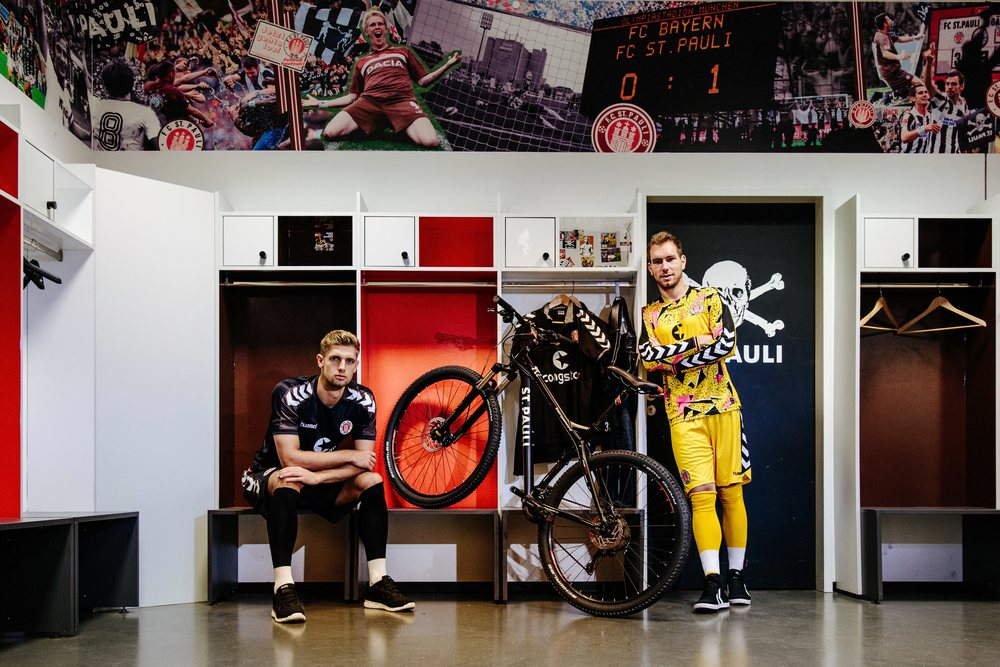 Lasse Sobiech & Robin Himmelmann - FC St. Pauli