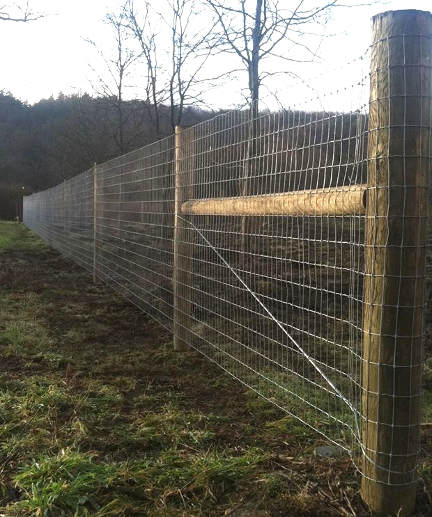 Woven Wire — SHAMROCK FARMS FENCING