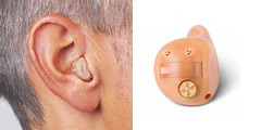 In-the-Canal Hearing Aid (ITC)