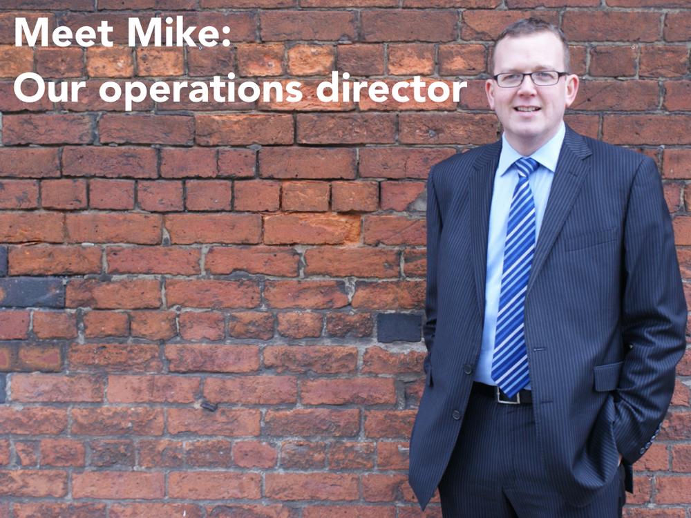 Mike Dawber - Operations Director