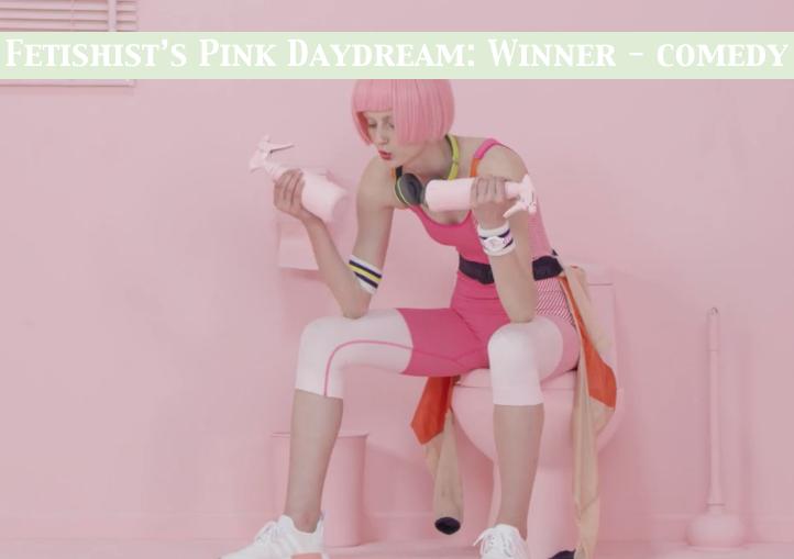 Fetishist's Pink Daydream, Wang Meiyu