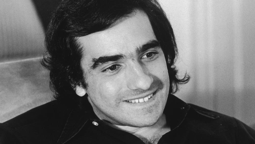 A young Martin Scorsese - image via Google.