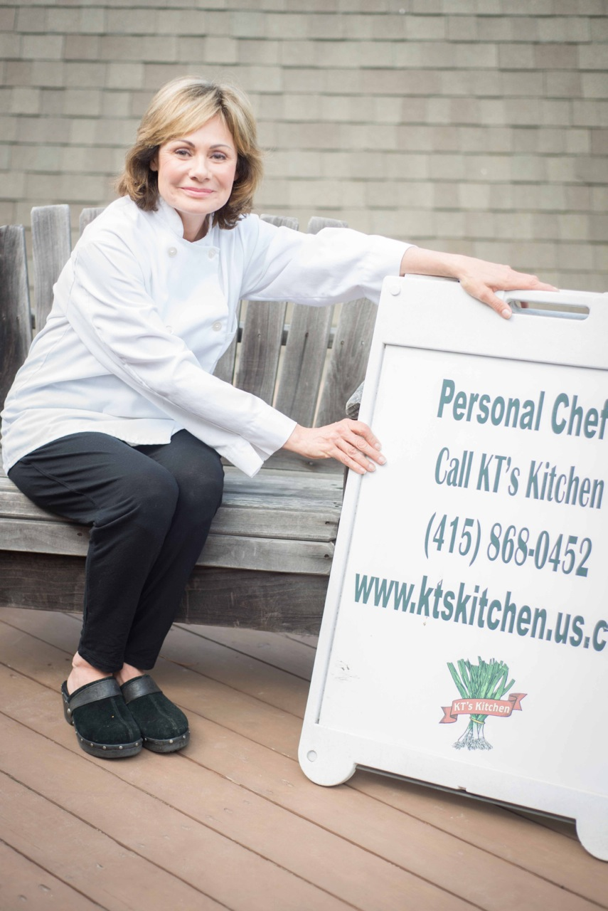 KT of KT's Kitchen, Private Chef in Marin