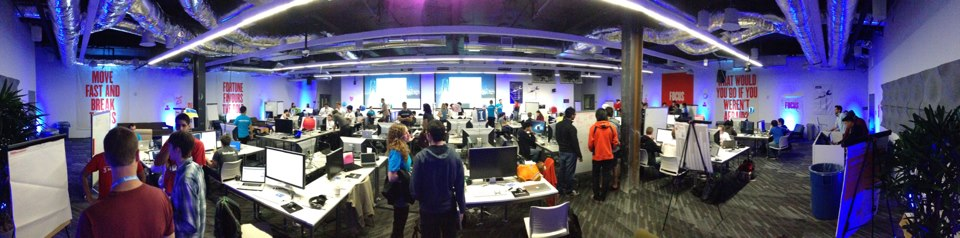 Photo Credit: Facebook Hackathon.