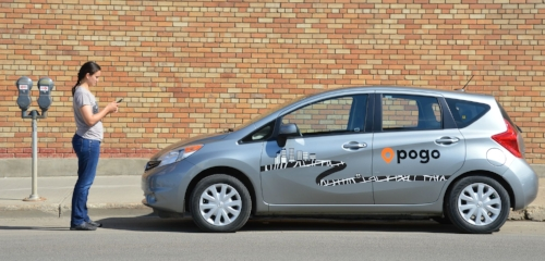 Pogo CarShare - Startup Edmonton