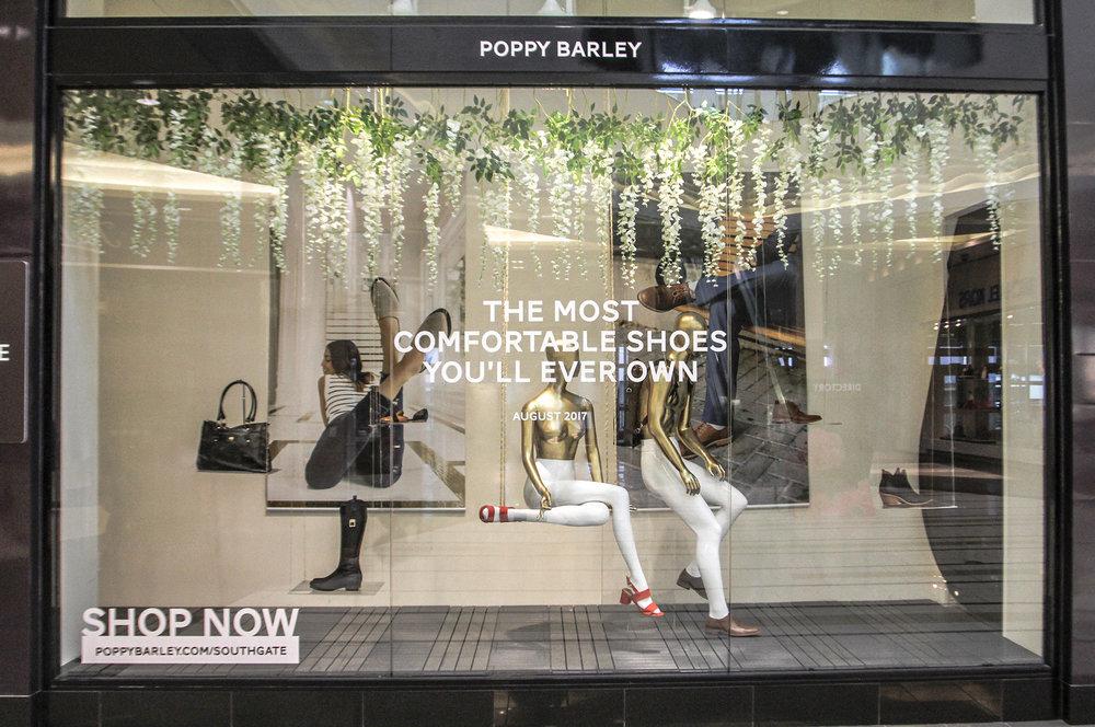 Poppy Barley - Southgate Centre - Gold