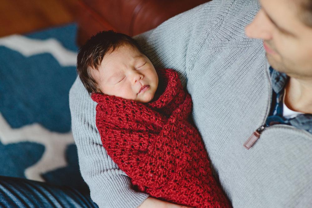 newborn ethan